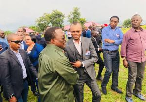 RDC/Politique : Kabila et les députés du FCC à Kingakati