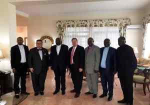 RDC: les USA s'engagent à soutenir Tshisekedi (Peter Pham)