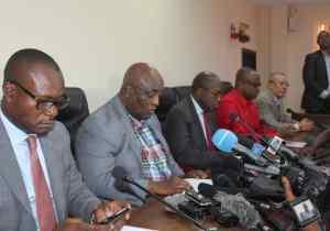 RDC: Réaction de l'IRDH à propos du message d' « ENSEMBLE POUR LE CHANGEMENT »