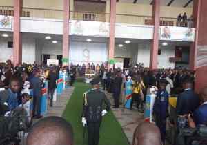 Ndaye Mulamba élevé au rang de chancelier des Ordres Nationaux