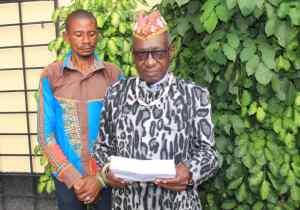 RDC: les chefs coutumiers félicitent le président F. Tshisekedi