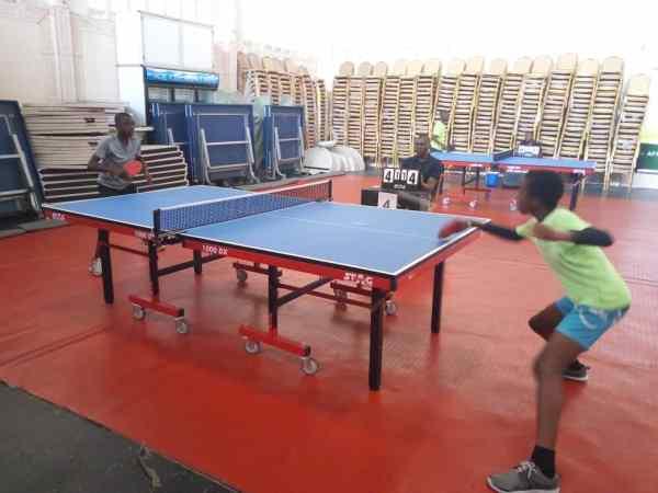 Tennis de Table : le Kongo central accueille la 6ème édition du championnat national