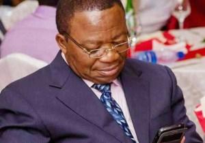 RDC/Sud-Kivu : J.M. Bulambo Kilosho, président du bureau provisoire de l'Assemblée provisoire
