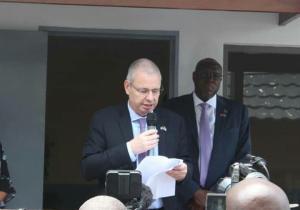 RDC: Le nouveau centre européen des visas, désormais opérationnel