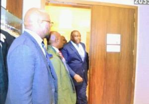RDC: Moïse Katumbi absent au début des travaux d'évaluation de l'accord de Genève à Bruxelles