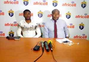 "Football: Africell, sponsor du tournoi des jeunes ""Kinshasa International Cup"""