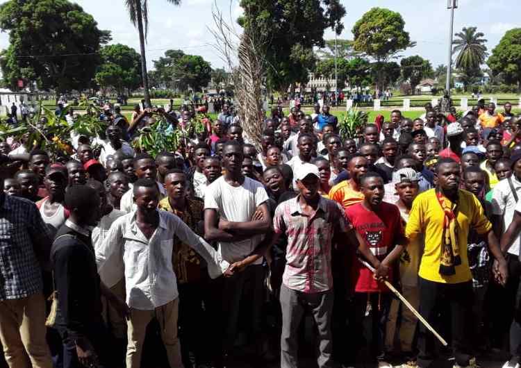 RDC/Kananga: marche de colère contre les Chinois, plusieurs blessés !
