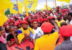 RDC : la jeunesse du PPRD en colère contre les actes de vandalisme de l'UDPS