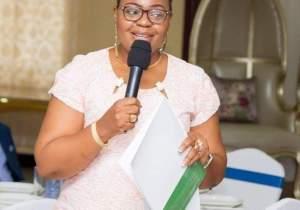 RDC/Sénatoriales : Sonia Lukusa affiche ses ambitions