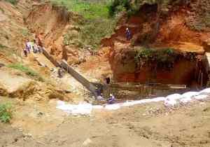 RDC/Kasaï central: ravins et érosions menacent d'engloutir Kananga !