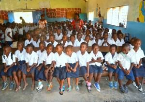 RDC/Kinshasa : la campagne de rattrapage d'enregistrement des enfants à l'état civil lancée à travers les écoles