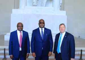 RDC/USA: F. Tshisekedi a visité le mémorial dédié à Martin Luther King