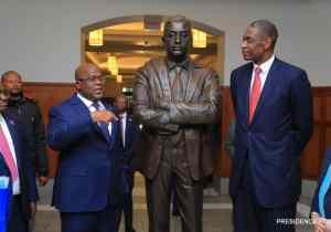 RDC/USA: Special ovation des stars de la NBA et Mutombo Dikembe à Félix Tshisekedi !