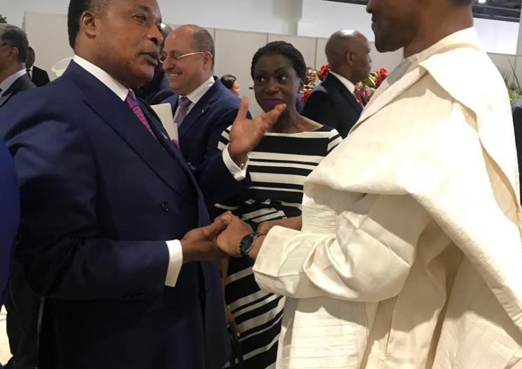 Coopérationrégionale : intenses activités diplomatiques de Denis Sassou-N'Guesso à Dakar