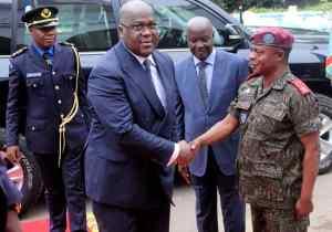 RDC/Lubumbashi: des mesures importantes attendues à l'issue du conseil supérieur de la défense