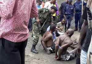 RDC/Kinshasa : des voleurs tuent un témoin gênant à Masina/Petro Congo