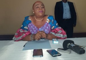 RDC : blâmée par Tshibala, Astrid Madiya, ministre ai des Sports, jette l'éponge !