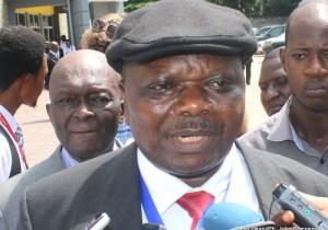 RDC/Sports : Lisanga Bonganga remplace la ministre démissionnaire Astrid Madiya