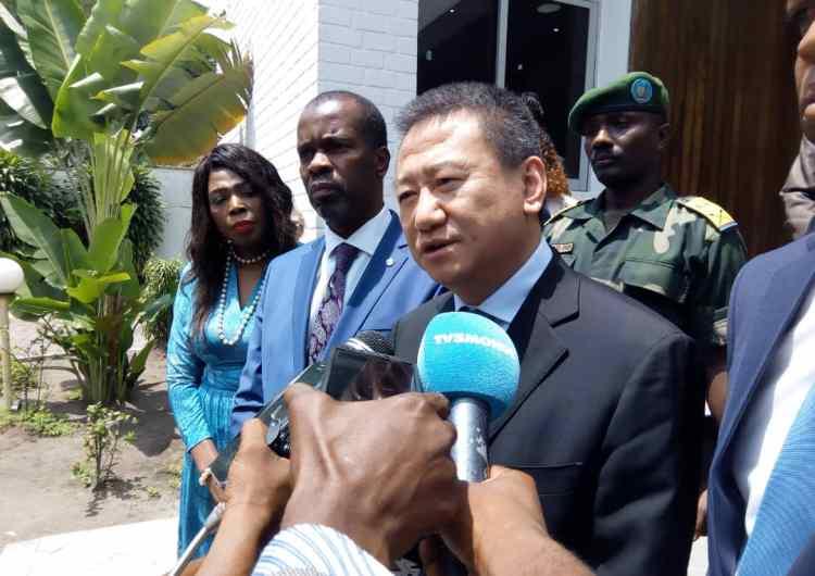 RDC: Huang Xia, envoyé spécial du SG de l'Onu dans les Grands lacs, réaffirme son soutien au MNS