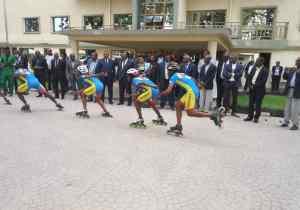 Rollers sport : 9 médailles pour les Léopards à l'Open du Benin !