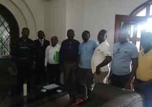 DCMP : les membres du Comité tournent le dos à Hassan et Jérôme