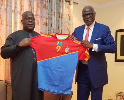 CAN Égypte 2019 : voici le nouveau design du maillot de la RDC !