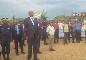 """RDC : """"Il n'y aura aucune contradiction entre moi et le Chef de l'Etat"""",  Dieudonné Piem Tutokot (gouverneur du Kasaï)"""