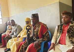 Lutte contre Ebola : Sa Majesté Mfumu Difima au front de la sensibilisation au Nord-Kivu et en Ituri