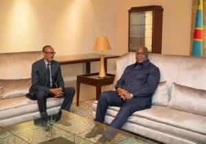 Obsèques E. Tshisekedi: Paul Kagamé déjà à Kinshasa