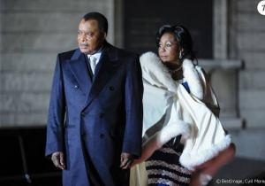 Obsèques E. Tshisekedi : le couple Sassou Nguesso à Kinshasa
