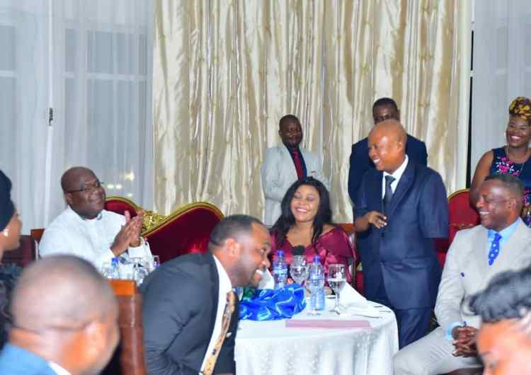 Félix Tshisekedi/Musiciens chrétiens : le message d'unité du Chef de l'État