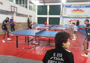 Tennis de Table : le camp d'entraînement pour le challenge Africa lancé à Kinshasa