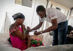 Rougeole : épidémie nationale confirmée, MSF appelle à une mobilisation massive