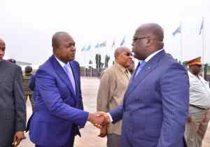 F. Tshisekedi à Dar es Salam ce jeudi