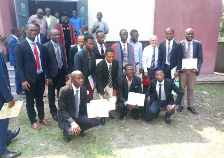 ULC : des brevets d'excellence remis aux meilleurs étudiants de la faculté de philosophie