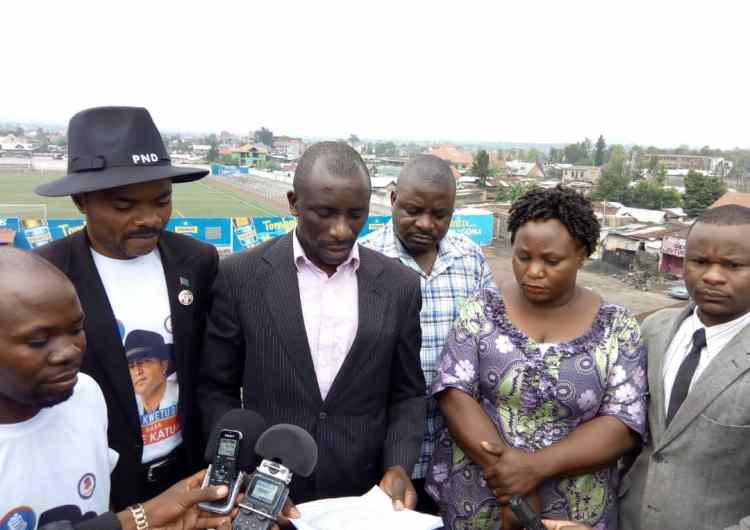 Nord-Kivu : Lamuka demande au Chef de l'État la restructuration et la redynamisation de la cour constitutionnelle et de la CENI