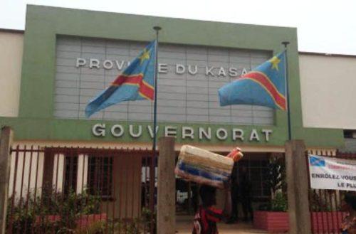 RDC/Kasaï: renvoyés en congé technique, 80 agents en justice contre le gouverneur de province !