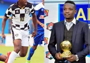 Mercato : le meilleur joueur rwandais, Muhadhiri Hakazimana, bientôt dans l'AS V.Club