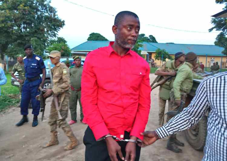 Ituri : le procès du député Boyoko et ses complices sur le meurtre d'un chinois et 1 FARDC se poursuit à la cour militaire de Bunia