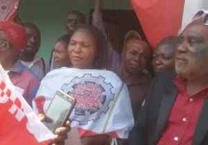 Kasaï : Les femmes de l'UNC condamnent toute discrimination tribale et régionale