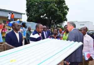RDC : Olive Lembe Kabila vient au secours des déplacés des violences de Djugu et d'Irumu