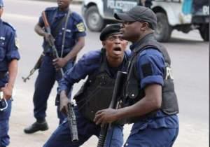 RDC : retour de JP Bemba à Kinshasa, la police constate d'énormes dérapages des militants