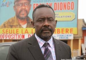 Débat sur les ordonnances présidentielles: Franck Diongo s'en prends à Mova Sakanyi