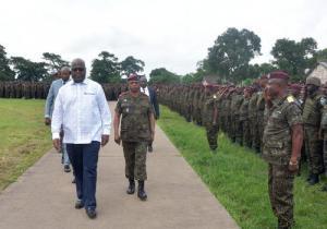 RDC : désormais, soins de santé gratuits pour les militaires au camp Kokolo