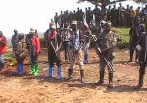 RDC/Beni : des miliciens UPLC et Maï Maï Saperita se sont rendus aux Fardc