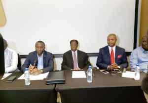 Thambwe Mwamba, Boshab, Tibasima, Kahumba, Rubuye et Zagbalafio : le ticket FCC au Sénat