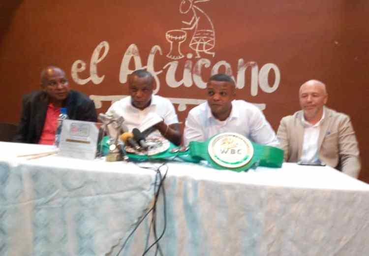 RDC : le champion Ilunga Makabu, avocat des boxeurs chez F. Tshisekedi