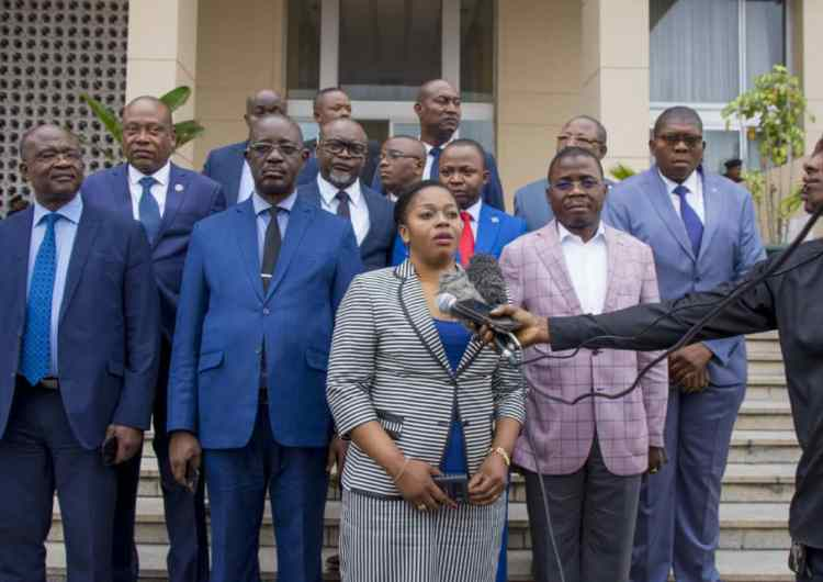 RDC : Mabunda Jeanine informée de l'exclusion de Bahati Lukwebo de l'AFDC-A