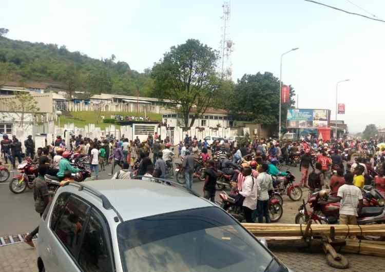 Insécurité à Goma : 2 jeunes assassinés à Buhene, la population en colère