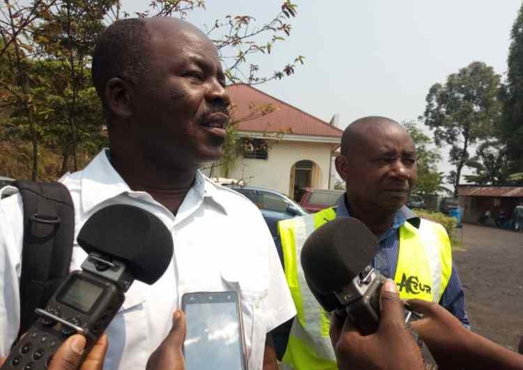 Nord-Kivu/Goma : la recette ACRUR pour rendre la circulation plus fluide sur certains axes routiers